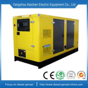 De geluiddichte Diesel Elektrische Prijzen van Generators met Garantie en de Dienst Overzee