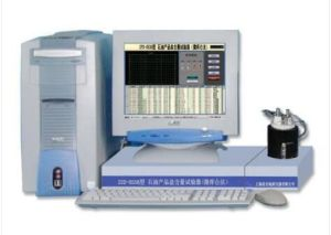 Syd-0536 de coulometrische Analysator van het Zoutgehalte