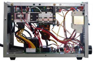 Bewegliche Arc130 Elektroschweißen-Maschine des einphasig-110V IGBT