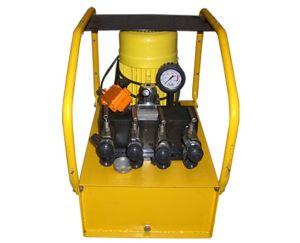 競争価格倍全体的な市場のための代理油圧ジャックSOV Ssb 75のための電気油圧ポンプ場