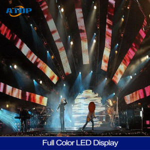 Mur intérieur HD vidéo afficheur LED du panneau