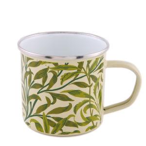 De Thé Complète Pliage Mug L'impression L'émail Pour Café Le H2E9DYWI