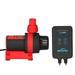 Pompa ad acqua variabile di frequenza, pompa del convertitore di frequenza, ciotola dei pesci, pompa sommergibile, pompa calma eccellente dell'acquario