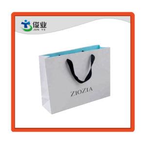 Водонепроницаемый магазинов/Упаковка/тканью бумажный мешок с лентой