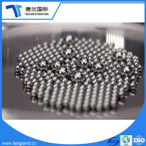 Aluguer de alta qualidade a esfera de aço de carbono