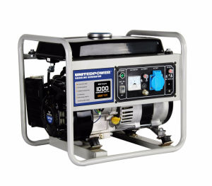60Hz 1.1kw~Portátil Generador de gasolina de 1,2 kw 1,5 KVA con EPA&Euro-III-V