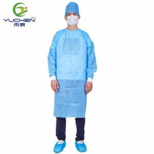 4b927a7a8 Batas de Cirujano Desechables No Tejidos de China