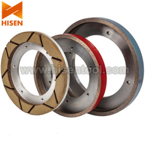 300X12X20mm Diamond Metal molhado quadratura roda para Ancora a máquina