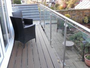 Индивидуального дизайна Высококачественный акриловый столпов Baluster из нержавеющей стали
