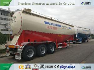 LPG 수송 트레일러 56000 L 반 LPG 탱크 트레일러