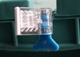 OS7009, Security Seals Meter Seals and RFID Meter Seals