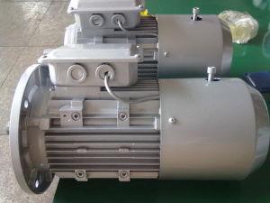 3/4 ~ 60HP trois phase moteur d'embrayage