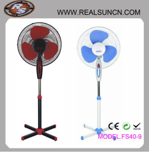 Standplatz Fan Pedestal Fan mit Light 16inch (FS40-9)