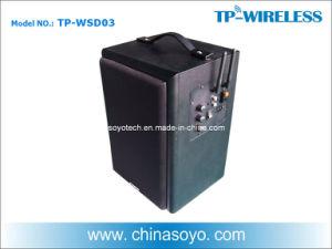 Alto-falante digital sem fios de 2,4 Ghz