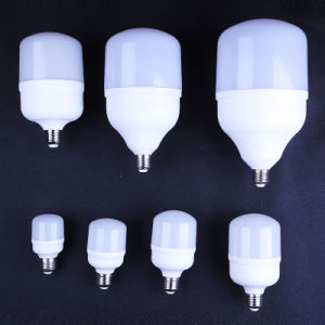 Distribuidor de 20W de alta potencia 30W 40W SMD T80 T100 T120 T160 E27 B22 LED Bombilla de luz de las materias primas de ahorro de energía de la luz de lámpara LED