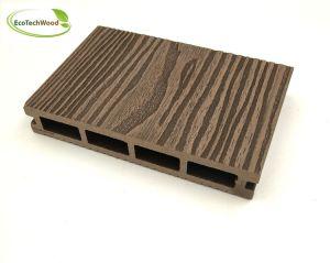 熱い販売3Dの木製の穀物WPCのフロアーリング