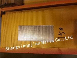 Spijkers van het Ijzer van de Spijker zonder kop van de Fabriek de Verkopende 16ga T van de hardware