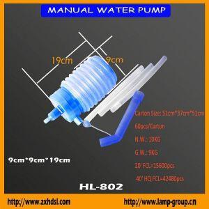 병에 넣어진 물 (HL-802)를 위한 수동 수도 펌프
