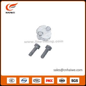 Morsetti senza uscita della lega di alluminio per ACSR