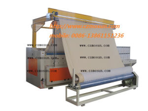 Automatique Pnematic Ultrasonic Quilting Machine (certifié CE)