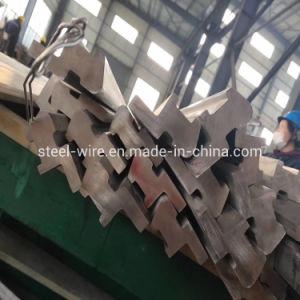Personalizar la barra de acero inoxidable 316 de forma especial el perfil de acero inoxidable