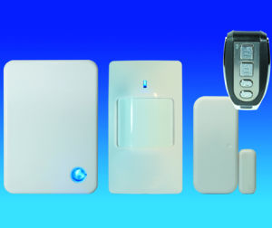 Accessori dell'allarme di sostegno 110 dell'allarme del sistema IP della nube