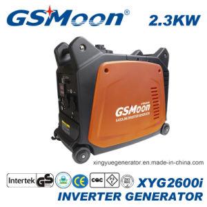 Стандартный однофазного блока распределения питания переменного тока 4-тактный 2.3kVA бензиновый генератор инвертора