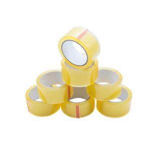 BOPP impreso el logotipo de la cinta adhesiva BOPP CINTA DE EMBALAJE CAJA DE CARTÓN Cinta de sellado