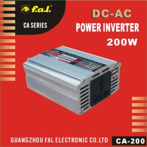 힘 Inverter 200W DC에 AC Inverter 12V 220V