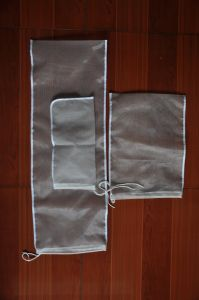 医療産業の液体のろ過のための超音波溶接された網のフィルター・バッグ