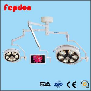 カメラシステムが付いている病院LEDのShadowlessランプ