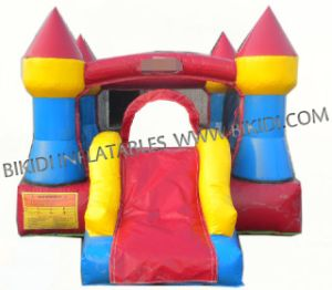 Castillo hinchable, Luna inflable gorila B1170