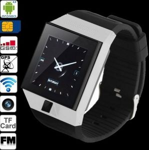 Neuestes Phone Watch mit Android 4.0.4 (PW004)