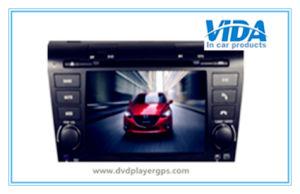 GPS를 가진 Mazda 3을%s 특별한 Two DIN Car DVD