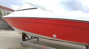 De mariene Strenge Aandrijving van de Propeller van de Motor van het Gebruik van de Boot van het Gebruik Buitenboord