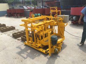 Fudaの移動式煉瓦機械Qt40-3A