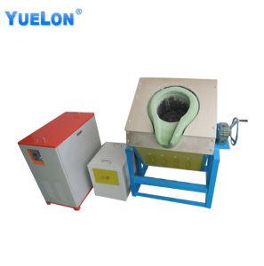 Machine van de Frequentie van Yuelon de Middelgrote Zilveren Smeltende