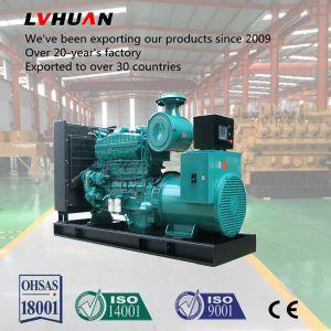 generatore diesel insonorizzato 440kw con l'esportazione del Cummins Engine in Russia