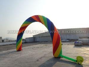 Cava-de-inflável para venda, publicidade, CAVA-cava hermética e coloridas a Archway