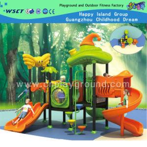 Desconto de 2015 Novo Design de equipamentos de playground para crianças pequenas (HC-5903)