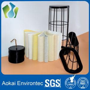 Sac de filtration de haute qualité cage en acier galvanisé