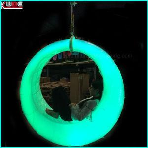 Piscina interior de abertura e fechamento de LED de iluminação Colorchange Trapeze com iluminação