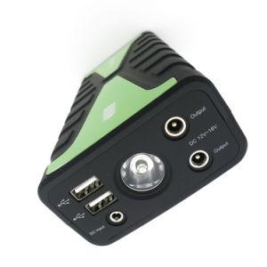 Максимальный ток 800 A Car Jump литиевой батареи стартера кабели от внешнего источника