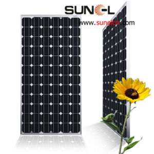 185W модуль солнечной энергии Monocrystalline СНД-M185(72)