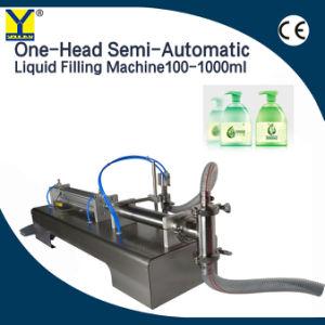 G1O DMJ Semiautomáticos máquina de enchimento de líquido para o óleo