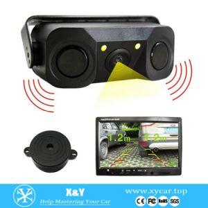 Alquiler de espejo cámara con sensor de estacionamiento xy-9818D