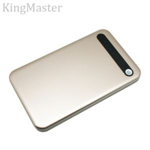 Kingmaster klassische Art-bewegliche Energien-Bank mit der großen Kapazität 10000mAh