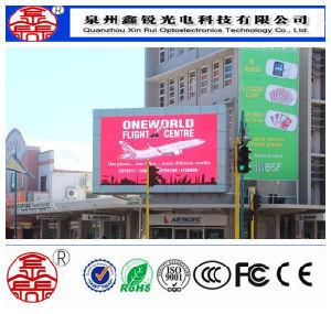 스크린 높은 정의를 광고하는 P8 옥외 전자 LED