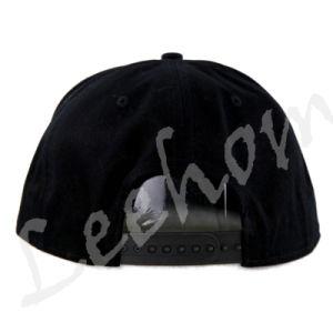 方法金プリントスナップのかぶり物Caps&Hats