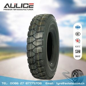 Alta Quliaty AULICE radial de aço todos os pneus de caminhão/Mining/autocarro/OTR/carro pneus/TBR pneus de caminhão para a Indonésia, Índia e Paquistão, mercado de Mianmar(11.00R20 RA535)